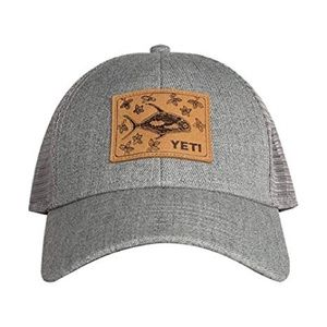 Yeti | Permit in Mansgroves Patch Trucker Hat